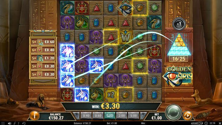 golden_osiris slot play n go review feature