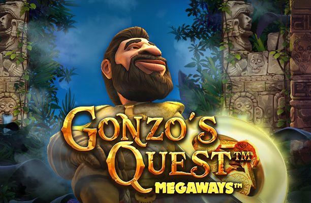gonzos-quest-megaways-slot-red-tiger-gaming logo