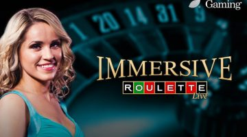 immersive roulette Evolution Gaming review