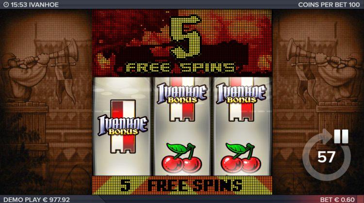 ivanhoe-slot-review-elk-studios-free-spins