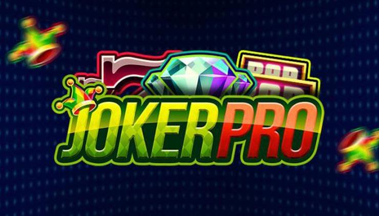 joker pro netent logo