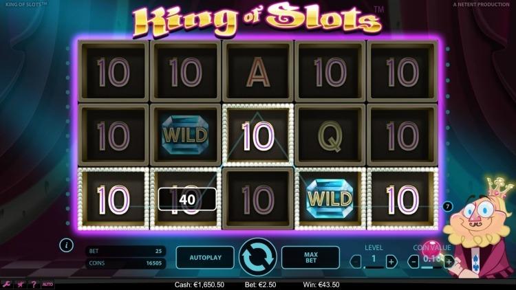 king-of-slots-netent-gokkast