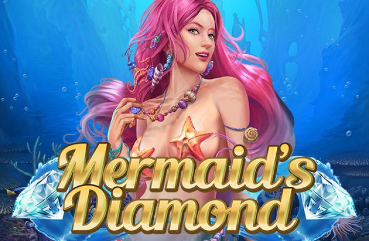 mermaids-diamond slot logo