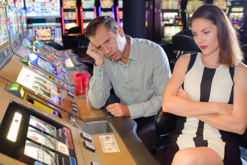biggest mistakes when playing slots
