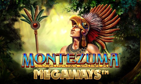 montezuma-megaways-slot-logo