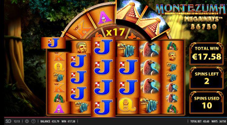 montezuma megaways slot review win