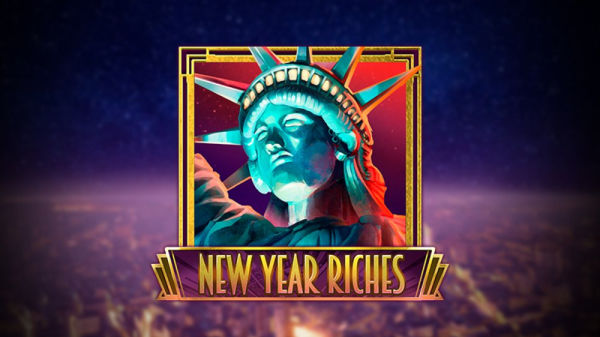 new-year-riches slot logo