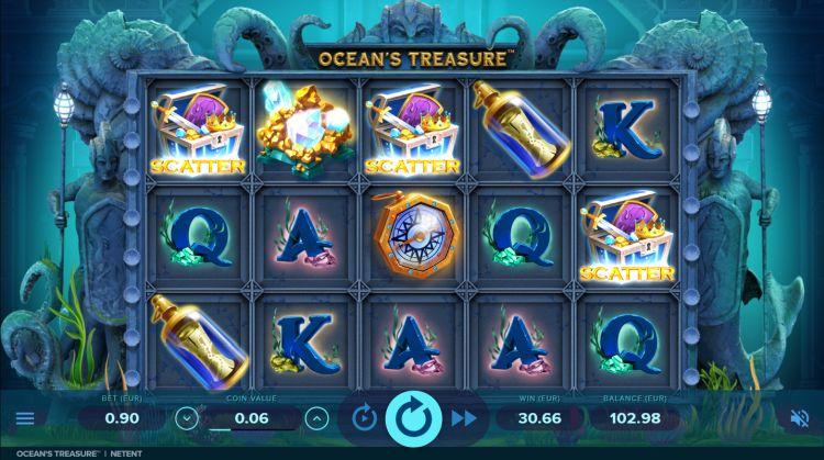 oceans-treasure-netent-slot-review