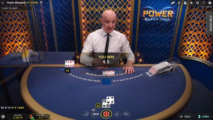 power-blackjack-evolution-gaming-review