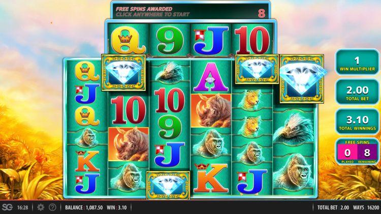raging-rhino-megaways-review WMS bonus trigger