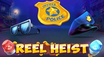 reel heist slot review