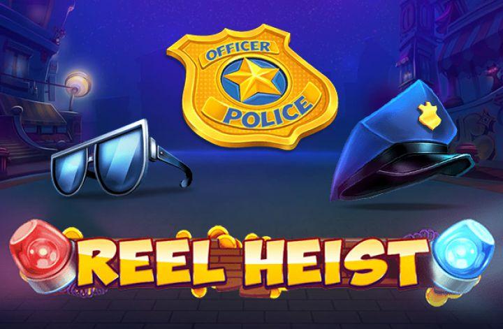 reel heist slot review