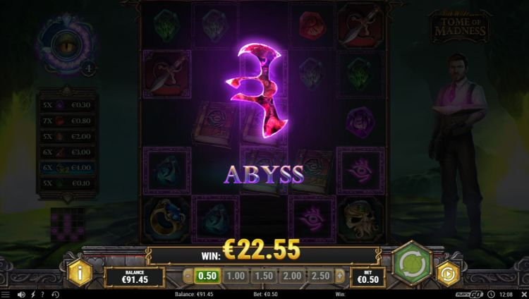 rich-wilde-and-the-tome-of-madness-slot-review-play-n-go-feature