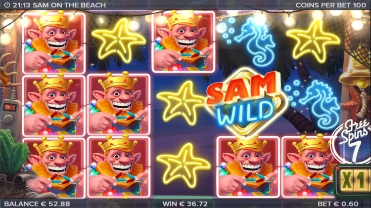 sam-on-the-beach-slot-review-elk-studios-2