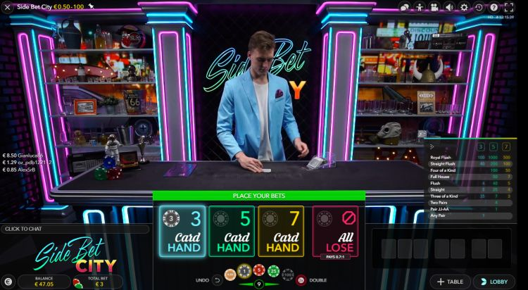 side-bet-city-live-casino-review-evolution-gaming-2