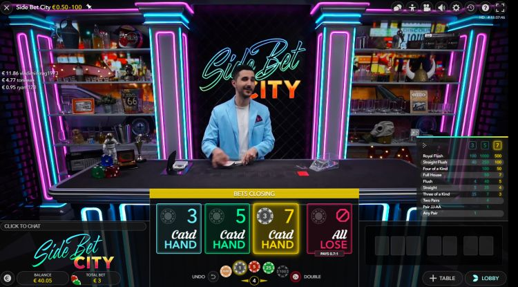 side-bet-city-live-casino-review-evolution-gaming-review