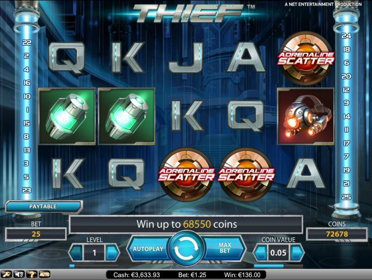 thief-slot-review-netent-trigger