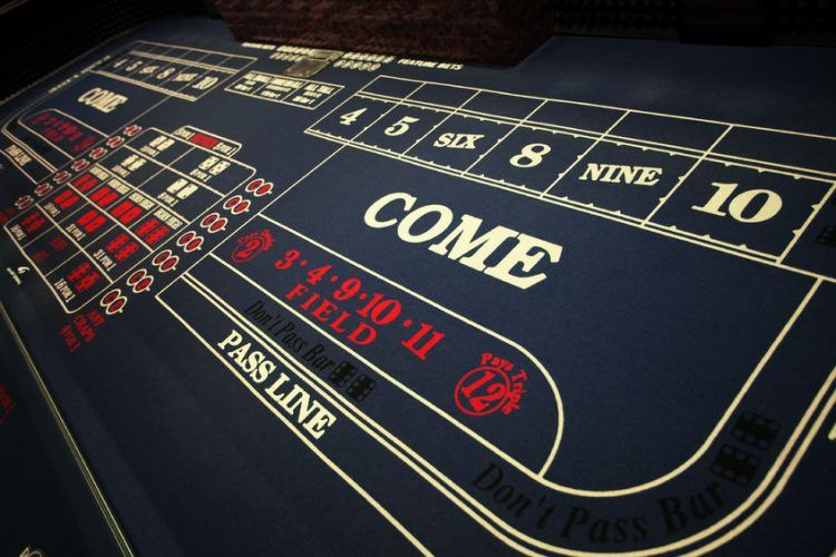 tips for las vegas craps