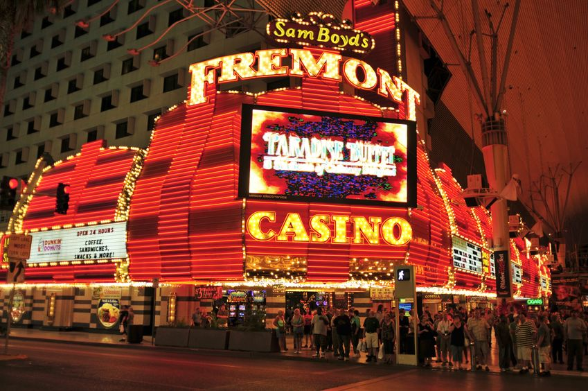 tips for las vegas downtown