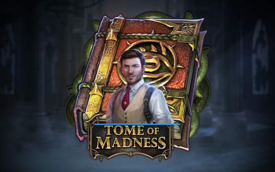 tome-of-madness-slot-logo-play n go