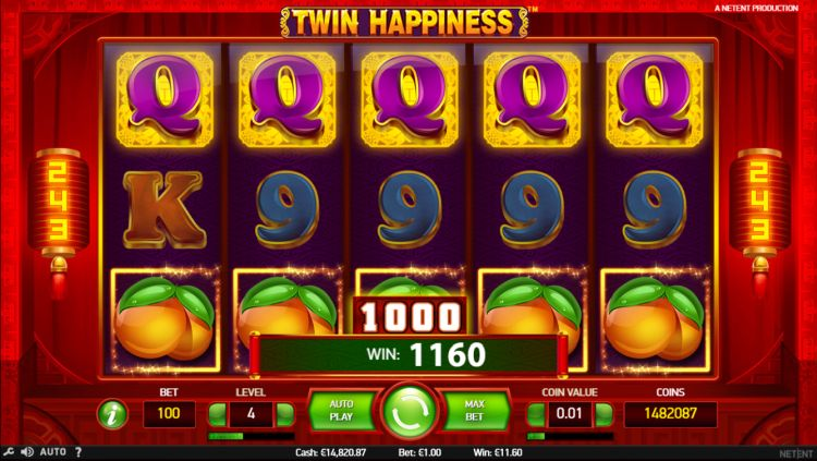 twin-happiness-slot-review-netent-win