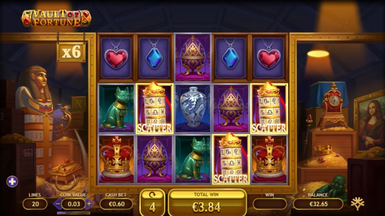 vault-of-fortune-slot review-yggdrasil trigger