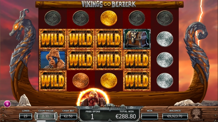 vikings go berzerk review big win bonus