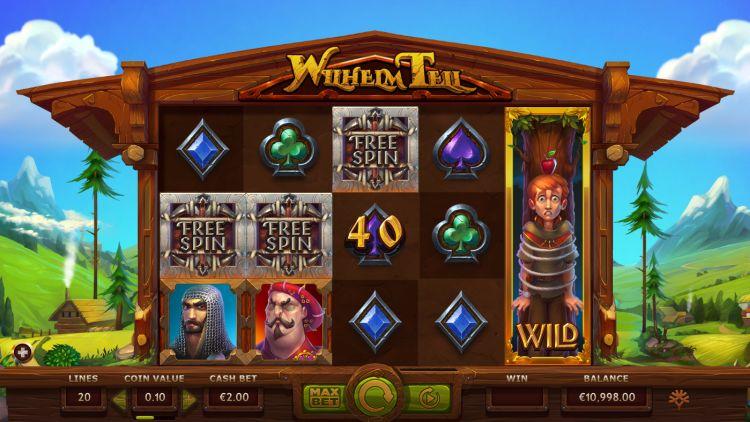wilhelm-tell slot review yggdrasil bonus trigger