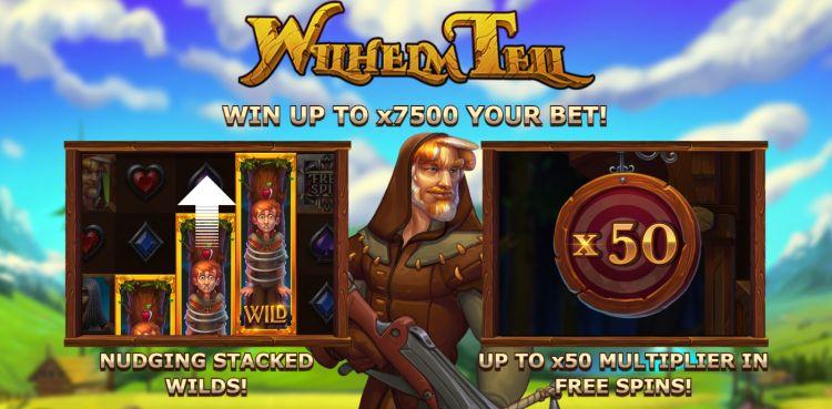wilhelm-tell slot review yggdrasil