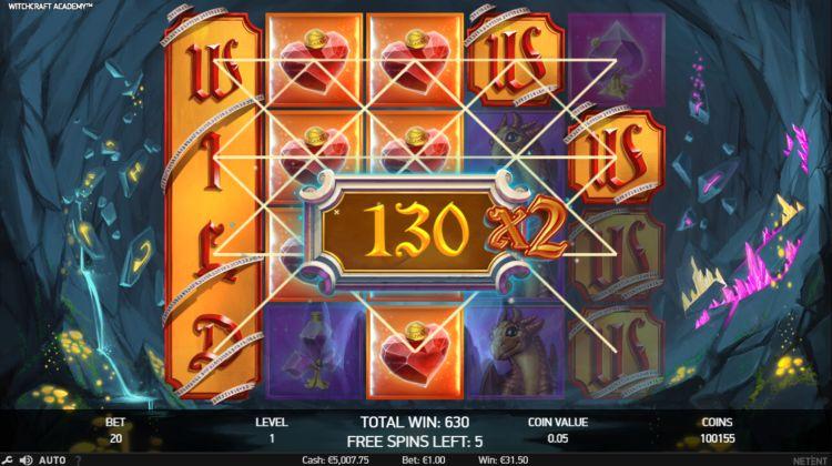 witchcraft-academy-netent-bonus-game