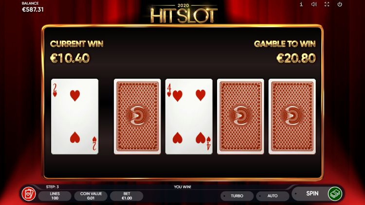 2020 hit slot slot endorphina review win gamble