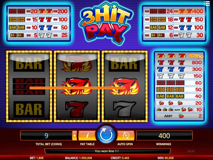 3 hit pay isoftbet big win 3
