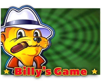 Billy's Game Amatic review logo