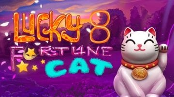 Blueprint gaming lucky 8 fortune cat
