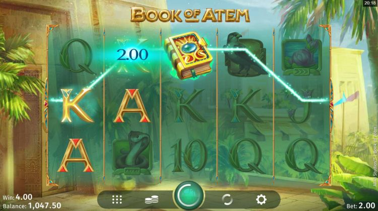 Book of Atem slot review