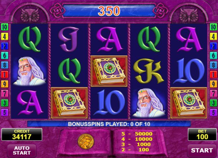Book of fortune slot bonus trigger
