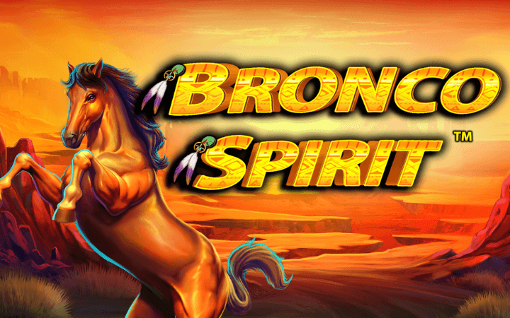 Bronco-Spirit-slot-logo