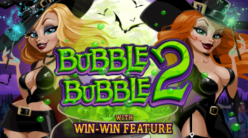 Bubble bubble 2 rtg logo
