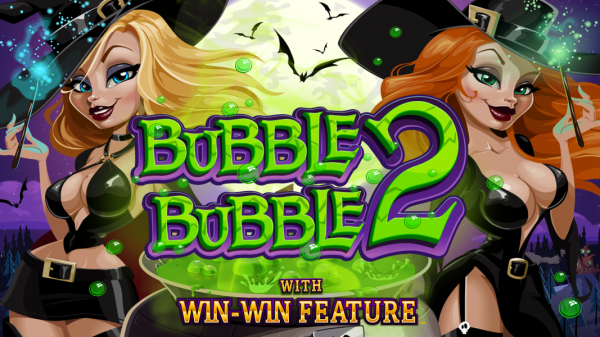 Bubble bubble 2 rtg logo