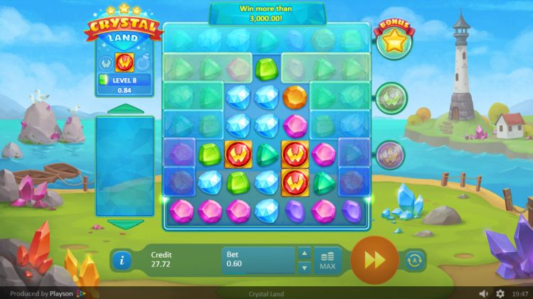 Crystal Land Playson review 2