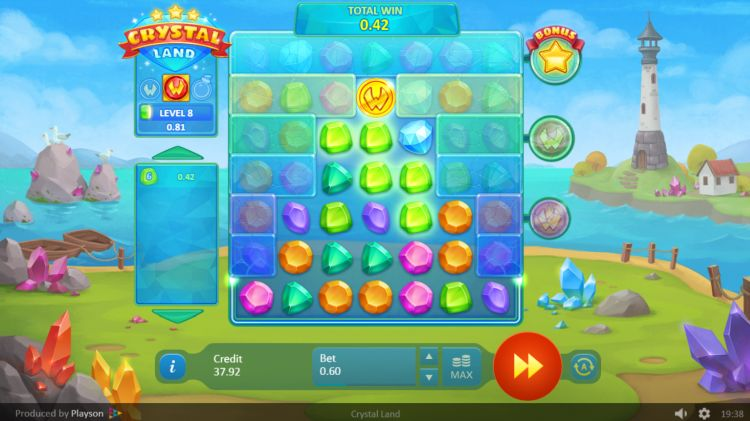 Crystal Land Playson review