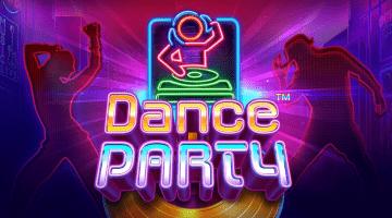 Dance Party logo slot pragmatic play