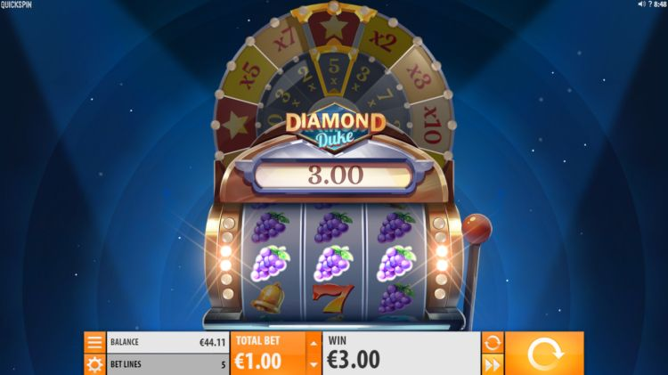 Diamond Duke review slot