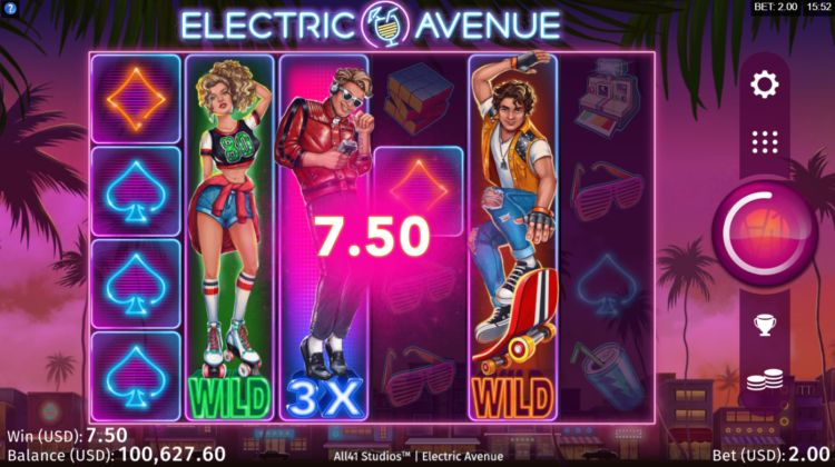 Electric avenue slot review microgaming