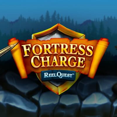 Fortress Charge slot review logo