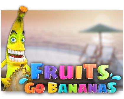 Fruits go bananas slot wazdan