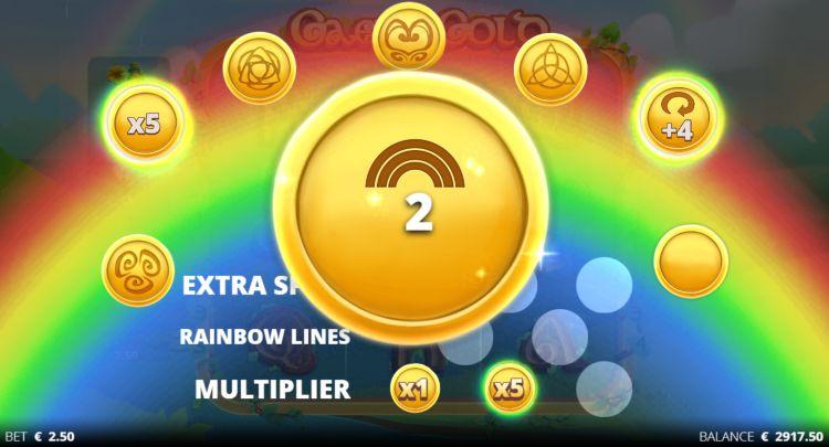 Gaelic Gold slot no limit city bonus pick
