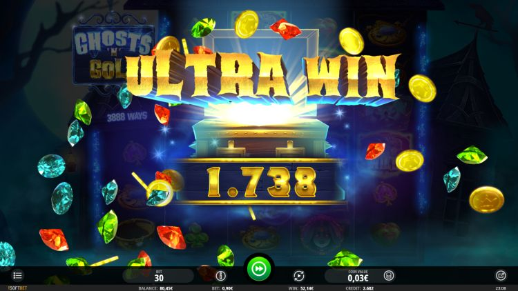 Ghosts n gold slot review isoftbet ultra win