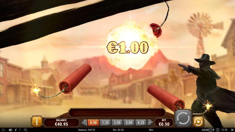 Gunslinger reloaded play'n go bonus 2