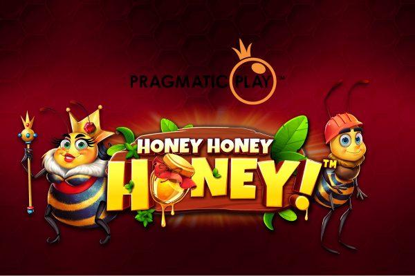 Honey Honey Honey slot review pragmatic play logo